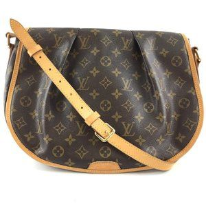 Louis Vuitton Menilmontant Mm Shoulder Messenger
